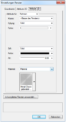 Extrem Fenster anlegen QD01